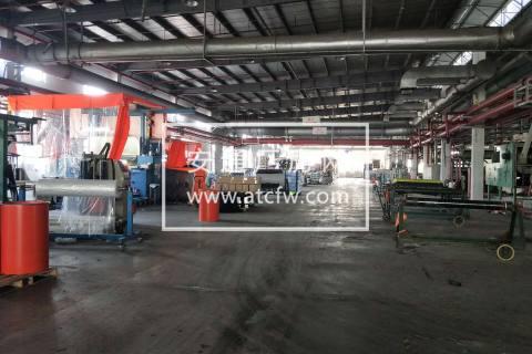 蓬朗镇独栋单层6000平厂房出租证件齐全