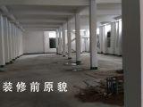 杭州滨江萧山闻堰一楼大厂房摄影棚转租转让大通间六米挑高楼层