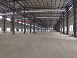 J上虞经济开发区8000方全新全底层钢结构厂房出租