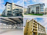 【金山近松江】一幢单层厂房两幢五层104地块各4000平起租朱泾工业园区
