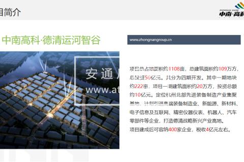 杭州北千亩产业综合体独立产权50年 面积800到5000方
