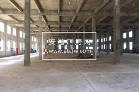 出租滨海6000方二层标准厂房