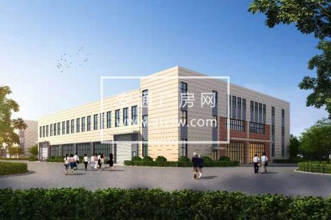 苏州张家港2580平独栋单层机械厂房出售