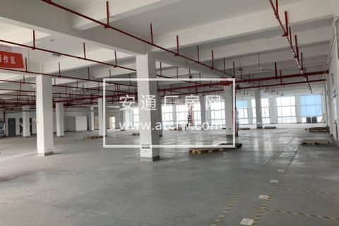 洪塘C区三楼加四楼3000平厂房对外出租