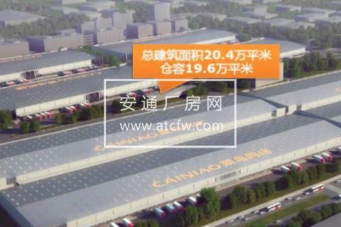 金华市区菜鸟网络浙江金义园区-东2门5000方仓库出租