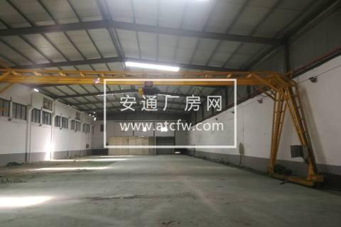 集士港 中塘1400方 钢棚带行车厂房出租