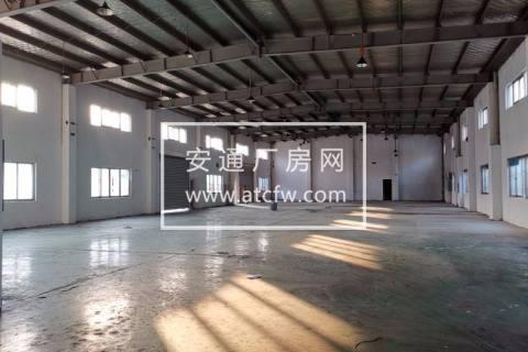 张浦镇独栋单层2500平厂房出租证件齐全