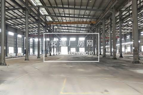 锦溪镇独门独院10000平米厂房出租 场地巨大 配有8部行车