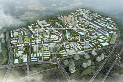 独栋4700方全新厂房出售位于江门市[首层高8.1米,50年产权,银行可贷款]