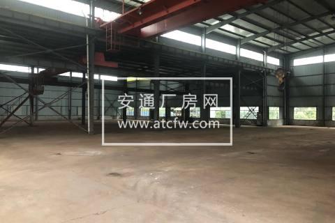 出租临平北德清雷甸钢结构4000方厂房 带行车