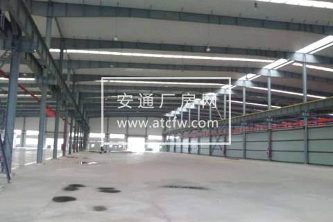 杭州仁和1000方单层钢架厂房出租