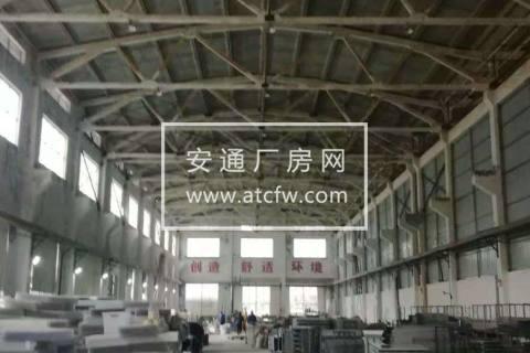 出租余杭百丈工业园区底层2000方可装行车厂房
