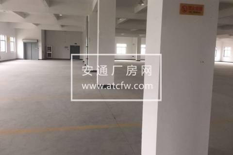 出租杭州余杭瓶窑楼上950方标准厂房