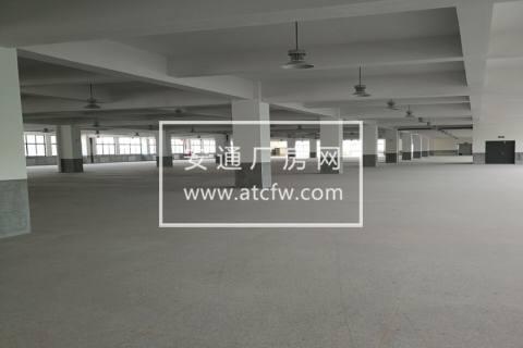 出租临安青山湖一二两层4400方标准厂房