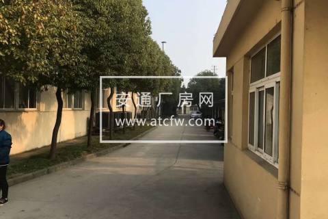 江宁区工业园区蓝霞路7600平方米厂房出租