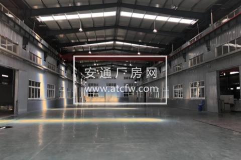 大碶纯一楼标准厂房7000平带5吨行车出租
