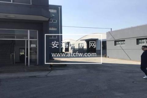 青村沿钱公路5200平厂房出租