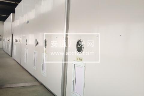 平湖钟埭工业园十万级净化车间6000厂房出租有镭射