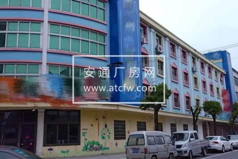 杭州周边诸暨高铁站5400平厂房沿街商铺