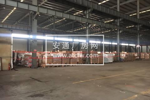 奉贤西渡5000平可分割重工业标准厂房出租
