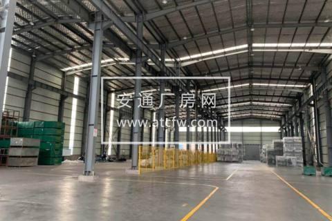 出租湖州长兴5600方单层钢架厂房
