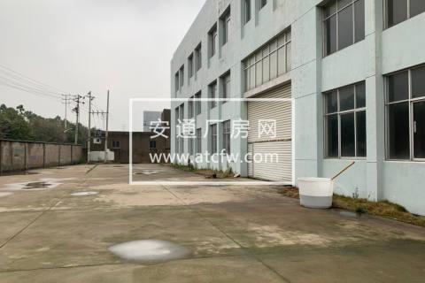 小曹娥7500方两层标准厂房出租中