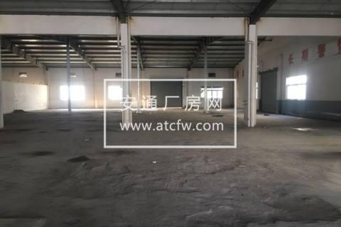 出租临安青山湖单层5000方钢架厂房