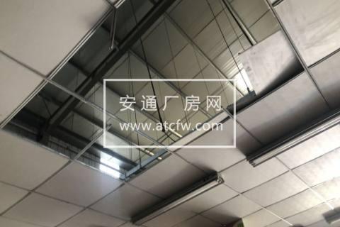 崇贤街道1000方高层高仓库出租