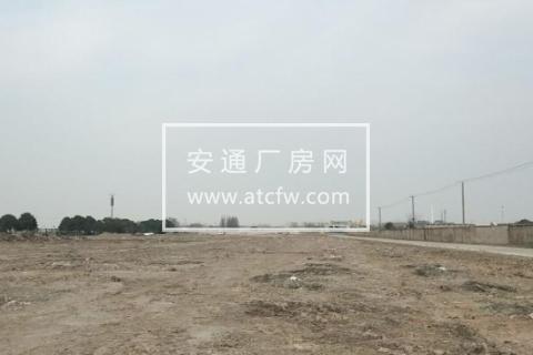 宝山区锦秋路南陈路66000方土地出租