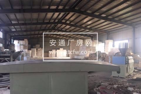 A江宁湖熟 独门独院1000方 标准厂房 带空场地