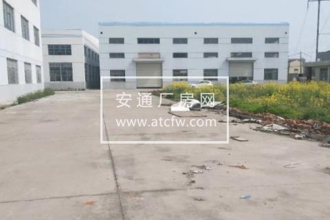 新北黄城墩工业园新建路11号13200方厂房出租