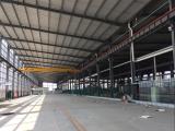 上虞底层7000方钢化玻璃机械厂房出租