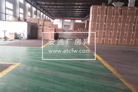 A江宁滨江开发区12000方 高标准钢架厂房