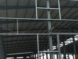 出租禹越杭州经济开发区4500方新造钢结构厂房招租