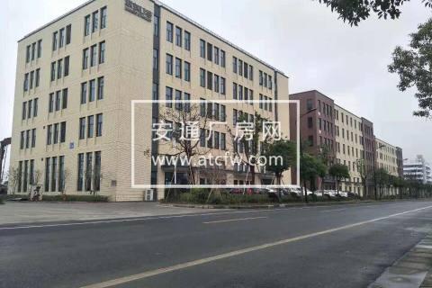 宜兴G104国道产业园独栋厂房 研发楼办公  国土50年