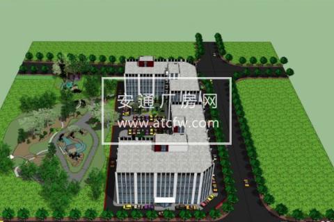 西青区卫津南路与外环交口2800方厂房出售