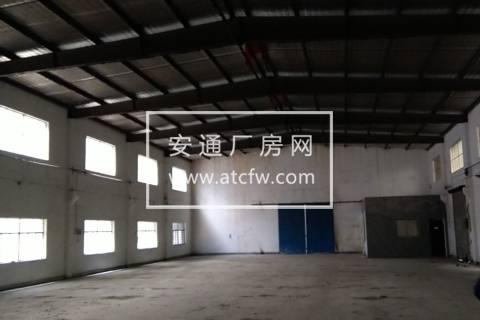 许村320国道旁1400方钢结构厂房出租