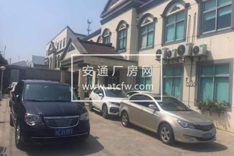 浦庄5800方1楼独栋厂房+600方办公室+100方宿舍出租