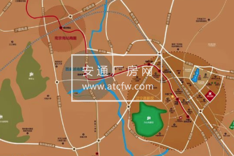 江宁区端拱路与福英路交叉口600方厂房出售