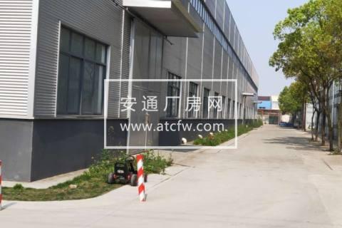 吴江同里单层7100方厂房出租(可分租)