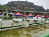 临潼区零口镇,龙泉山庄12000方土地出租