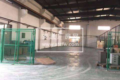 望亭一楼厂房500方 层高9米 额外送装修好的办公