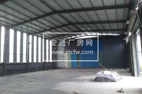 富阳城西独门独院800方钢架出租