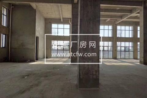 南京 江北 全新厂房 有产证 可贷款