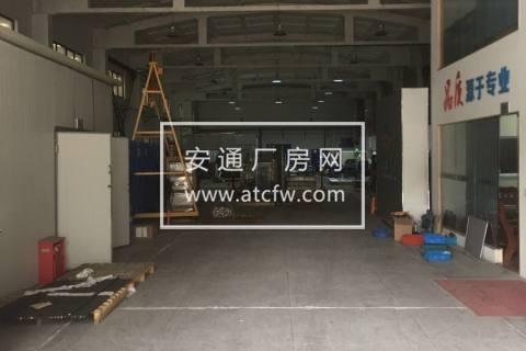 汉江西路底楼800方标准厂房出租