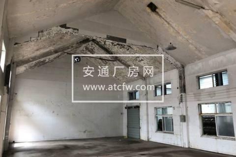 富阳银湖街道600方仓库出租