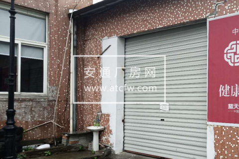 贵驷600方钢棚顶厂房出租