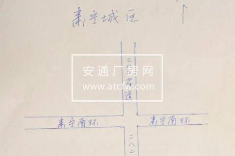 肃宁县S282,1300方厂房出租