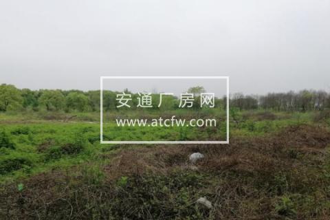 越城东湖街道杨浜村13000方土地出租