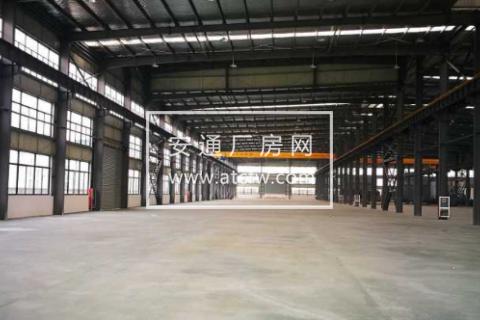 绍兴滨海底层8000方机械厂房出租